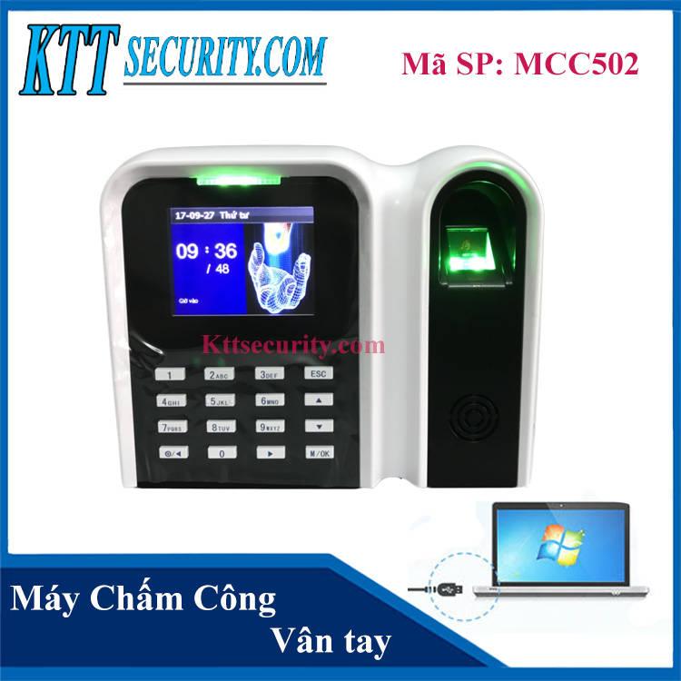 Máy quét vân tay chấm công | MCC502