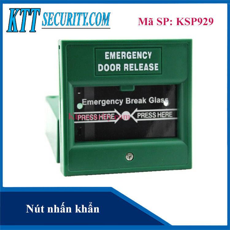 Nút nhấn khẩn | KSP929