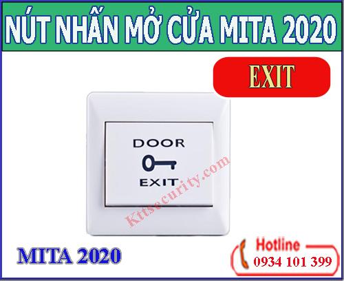 Nút nhấn mở cửa MITA 2020
